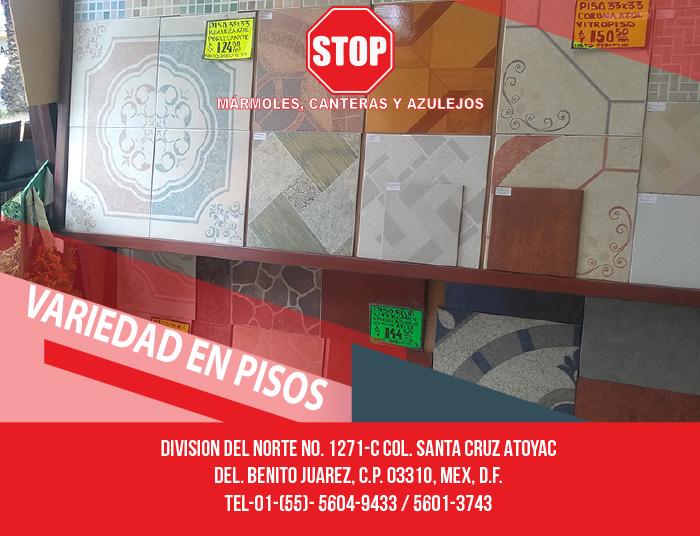 Promociones StopMarmol julio 2019