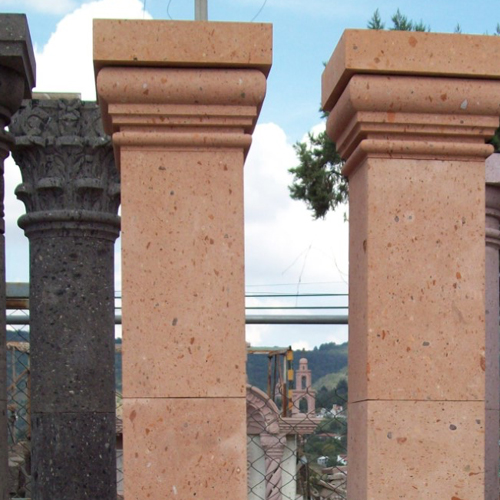 Canteras - Columnas